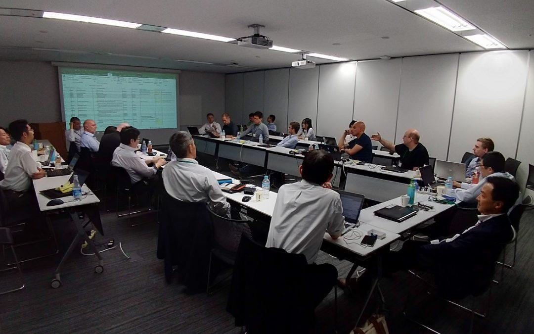SENSORIS General Assembly in Tokyo