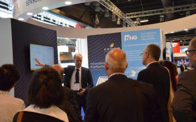 SENSORIS showcased its latest developments at 25th ITS World Congress