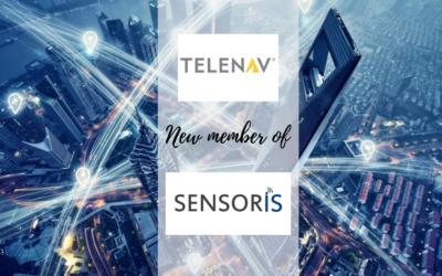 Telenav becomes Member of SENSORIS