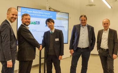 SENSORIS participates to the 11th Open Auto Drive Forum