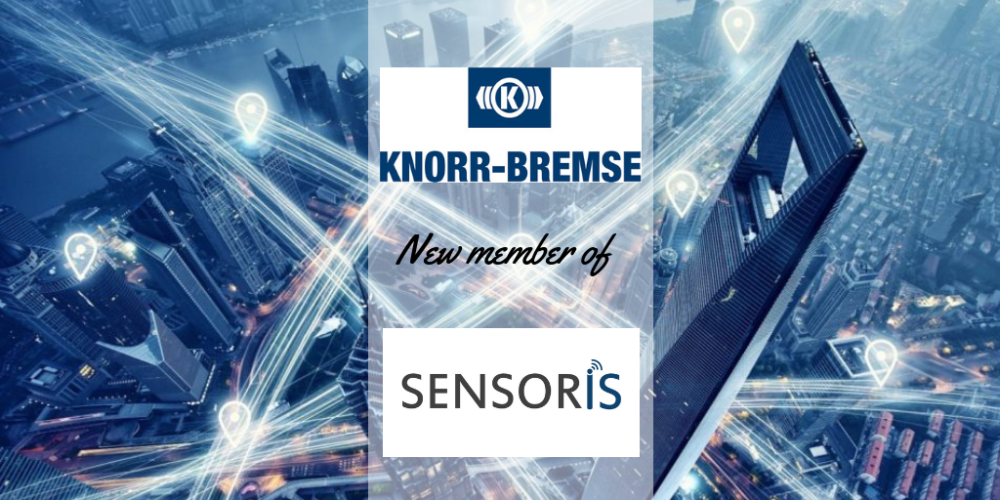 Welcoming a new player to the Membership: Knorr-Bremse joins SENSORIS