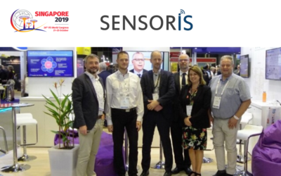 Sharing knowledge in Asia: SENSORIS takes part in the ITS World Congress and SIP-adus conference