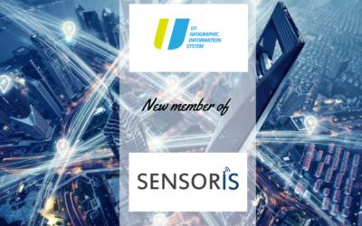 SENSORIS welcomes a new Partner: U1GIS